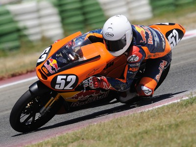 Academy riders shine in Brno appearance