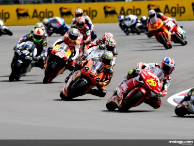 250cc class makes U.S. return at Indianapolis round