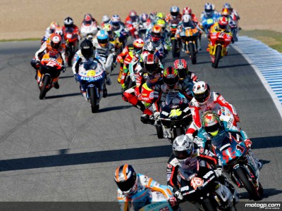 125cc World Championship heats up with American visit