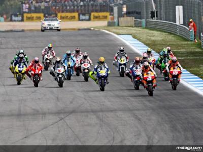 La MotoGP scalda i motori per Indianapolis