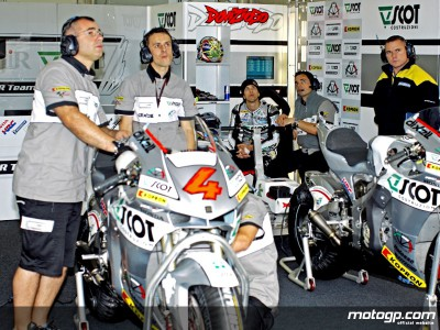 JiR Team Scot want maximum support for Indianapolis visit