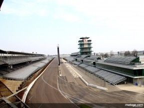 A lap of Indianapolis: Exclusive first person footage