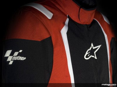 Alpinestars to launch exclusive MotoGP collection