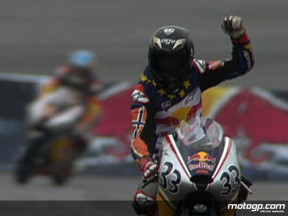 MotoGP Rookies take home Riders Cup