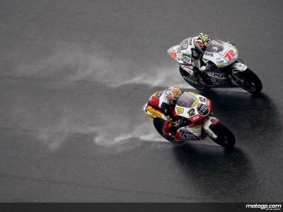 Le Grand Prix Red Bull d'Indianapolis 250cc annulé pour raisons de sécurité