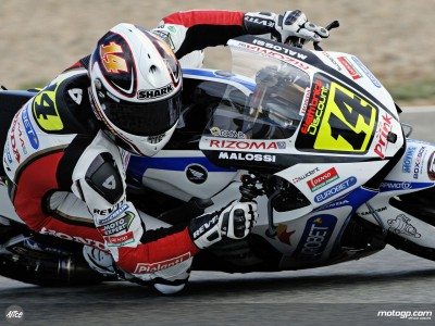 Cecchinello, De Puniet and HRC reach agreement for 2009