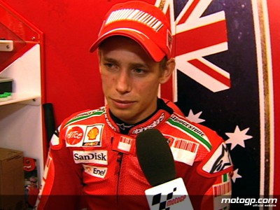 Stoner: Race stoppage the right decision