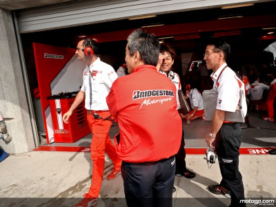 Bridgestone admite sus dificultades en Indy a pesar de la victoria de Rossi