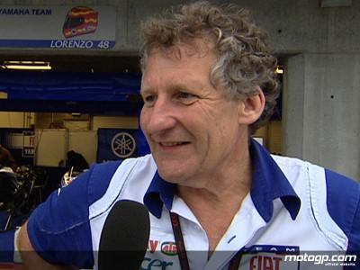 Burgess revient sur la victoire de Rossi à Indianapolis