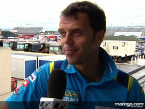 Capirossi wants significant improvement after Indy frustration