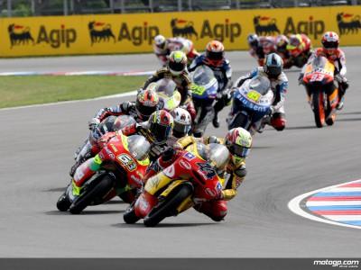 Los pilotos de 125cc inician en Japón el periplo asiático