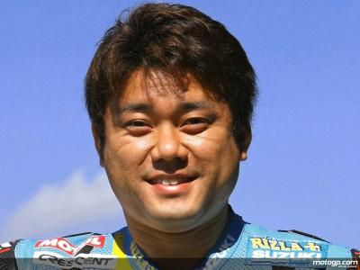Akiyoshi en wildcard pour Rizla Suzuki au Motegi