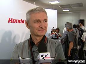 Takahashi en MotoGP avec Scot Racing en 2009