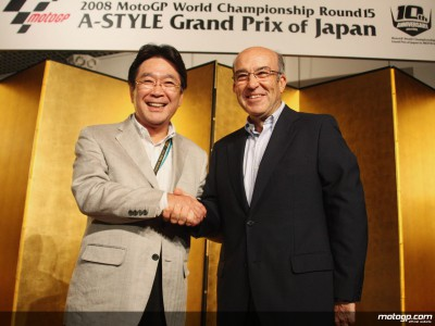 Motegi extends MotoGP contract until 2013