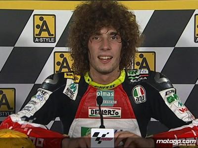 Déclarations des pilotes du podium 250cc au Motegi
