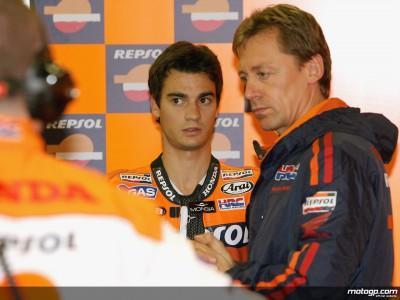 Pedrosa content with podium return