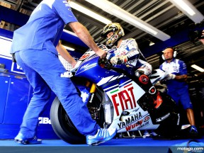 Lorenzo delighted with role in Yamaha victory
