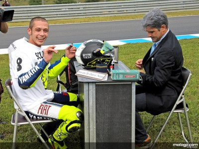 Rossi reviews best form of MotoGP career