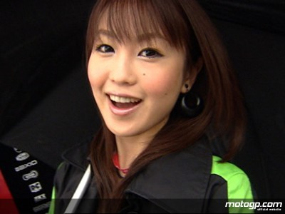 MotoGP Paddock Girls in Motegi