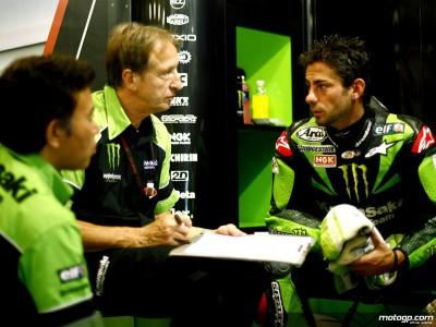 Difficult Friday for Kawasaki team