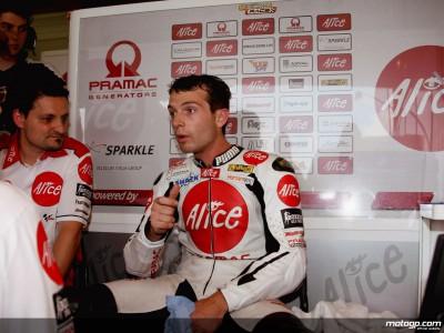 Good start for Ducati satellite pair