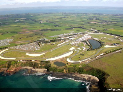 MotoGP gears up for day two in Australia