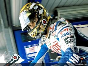 Lorenzo afrontará desde la primera fila su primera carrera de MotoGP en la Isla
