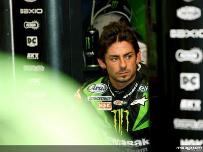 Hard times for Kawasaki team-mates on `the Island´