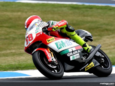 Title-challenger Simoncelli underlines intentions