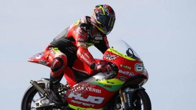 Di Meglio se impone en Australia y ya es el nuevo Campeón del Mundo de 125cc