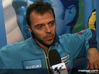 Suzuki look for testing improvements after hard race