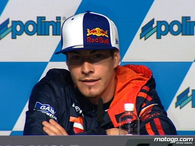 Hayden: `It feels good to be competitive again´