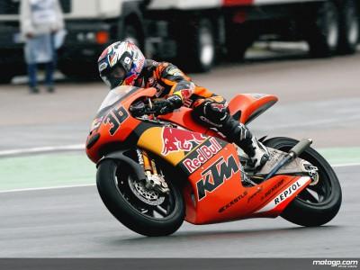 Kallio tops second 250cc Free Practice session