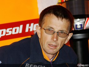 Benson looks ahead to working with Dovizioso