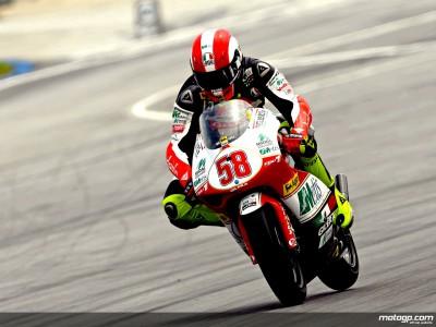 Simoncelli se proclama Campeón de 250cc en Malasia pese a la victoria de Bautista