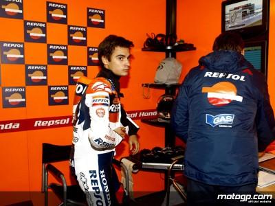 Décimo podio del año para Pedrosa en Sepang, Hayden termina cuarto
