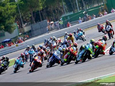 El octavo de litro busca subcampeón en la última carrera