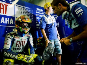 Rossi left with more work to do after Friday crash