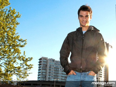 Time out with Pedrosa in Switzerland