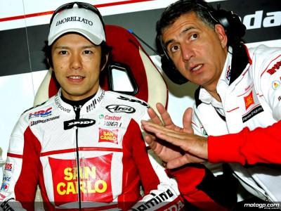 GP di Valencia in salita per il team Gresini