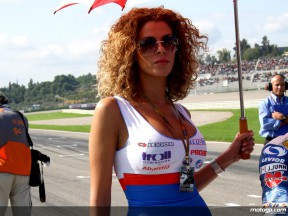 MotoGP Paddock Girls in Valencia