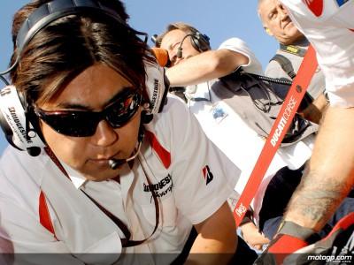 El test de Valencia desvela los cambios en los nuevos Bridgestone