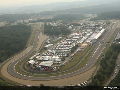 Brno extends MotoGP contract until 2013