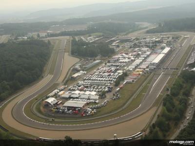 Brno amplía su contrato con el MotoGP hasta 2013