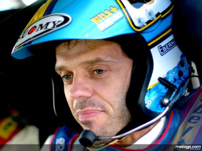 Capirossi and Denning prepare for Saturday rally