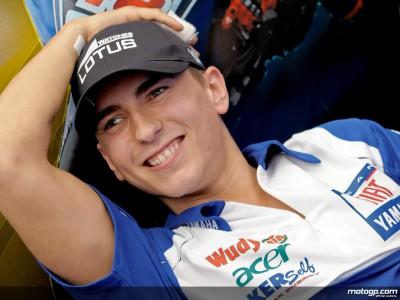 Lorenzo: `Kein Druck für den Titelgewinn 2009´