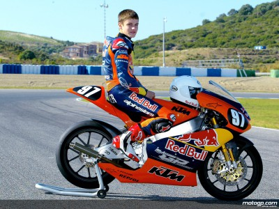 Excitement and nerves for KTM newcomer Beaubier