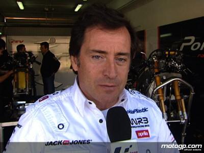 Corsi confirms for Pons Racing WRB