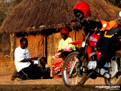 Riders for Health reflect on 20 years of African projects