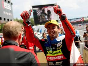 Di Meglio blickt auf sein Meisterschaftsjahr zurück